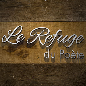 Le refuge du poète